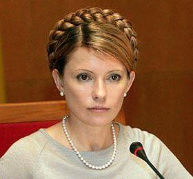 Il premier Julija Timoshenko