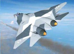 L'aeronautica militare russa aspetta il nuovo super-caccia