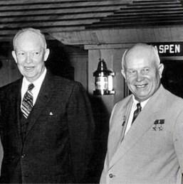 Eisenhower e Krusciov