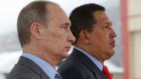 Putin e Chavez