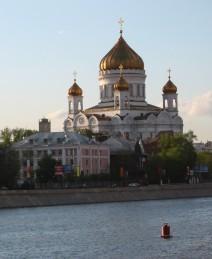 La Cattedrale del Cristo Salvatore di Mosca