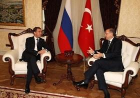 Medvedev ed Erdogan
