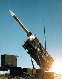 """Il lancio di un """"Patriot"""""""