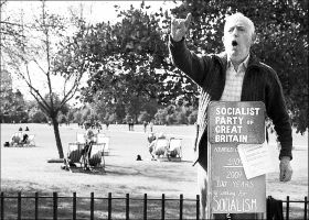 Speakers' Corner ad Hyde Park