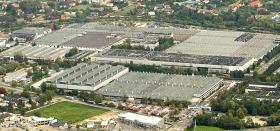 Gli stabilimenti della FIAT in Slesia