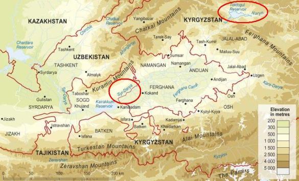 Valle di Fergana