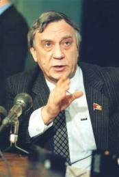 Morto Janaev, l'uomo del golpe contro Gorbaciov