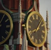 """La torre """"Spasskaja"""" del Cremlino"""