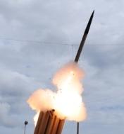 Un lancio missilistico