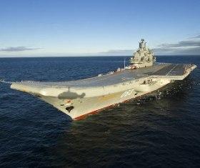 """Crisi in Siria, Mosca invia la portaerei """"Kuznetsov"""""""