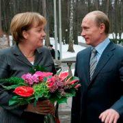 Merkel e Putin