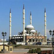 Moschea Kadyrov a Grozny (foto Artem Rusakovich)