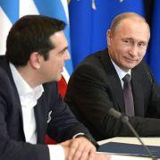 Putin e Tsipras