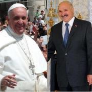 Lukashenko_Bergoglio