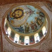 La cupola della Cattedrale di Pitsunda (Foto O. Kozyna)