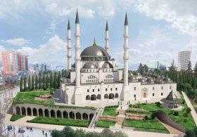 Il progetto della Grande Moschea di Tirana