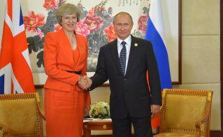 Putin e Theresa_May